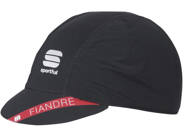 Sportful Fiandre Hovedbeklædning sort (2019) | Hovedbeklædning